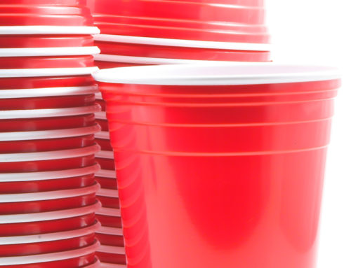 What You Got In Your Red Solo Cup?