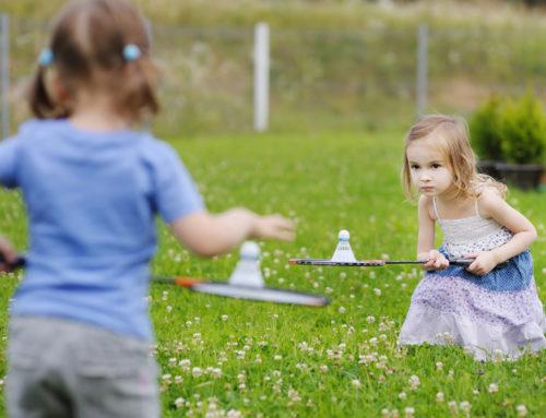 Fun is as Close as Your Backyard